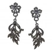 marcasite vintage earrings