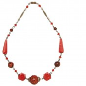 Reds necklace