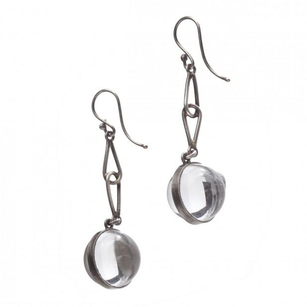 pool of light earrings