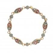 millefiore bracelet